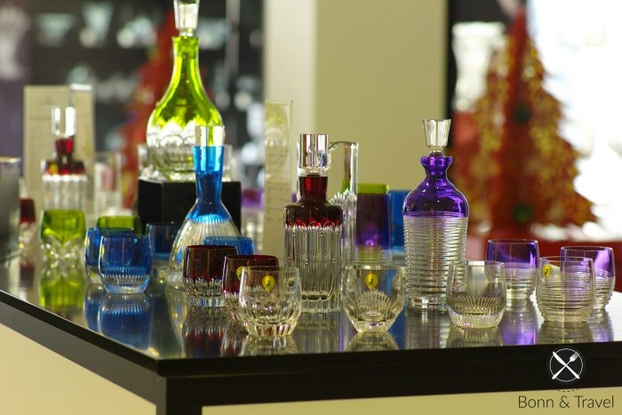 Irland Travel Blog Waterford Crystal