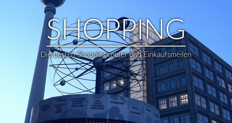 Berlin Shopping