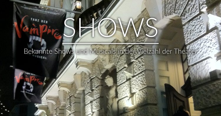 Shows und Musicals in Berlin